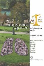 Tobacco Control Legislation: An Introductory Guide-ExLibrary