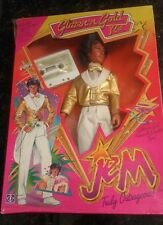 Glitter N Gold Rio Doll Jem And The Holograms Hasbro 80s vintage complete in box