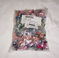 New! Homies Clowns Series 2 Factory Wholesale Bag Of 100 Figurines Rare Retired!