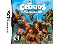 The Croods: Prehistoric Party! Nintendo DS Game