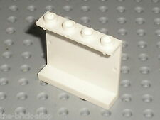 LEGO white panel ref 4215b / Set 7743 8682 4857 4555 4999 7993 7888 7744 7237...