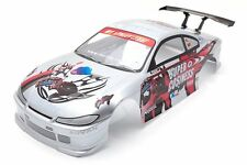 RCG Racing Nissan Silvia Cosiness Body Shell 190mm