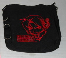 Fullmetal Alchemist ED Mythware black bag wallet shoulder purse bag NEW