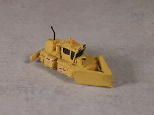 N Scale MofW Yellow Yard Snow Plow Machine