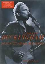 Lindsey Buckingham : Songs from the Small Machine live in L.A. (DVD & CD)