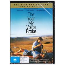 DVD YEAR MY VOICE BROKE, THE Noah Taylor 21st Anniversary Edition R4 [BNS]
