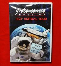 GENUINE Brand New DVD-ROM NASA Houston Space Center 360 deg Virtual Tour Program