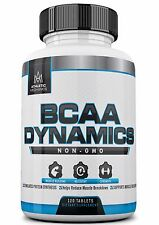Athletic Mechanics - BCAA Dynamics - Non-GMO Branched Chain Amino Acids - 3000mg
