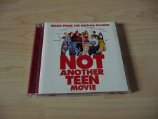 CD Soundtrack Not another teen movie - 2001 - 12 Songs