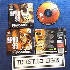 Nba Pro 99  Playstation Play Station Ps3 Ps2 BUENA CONDICION