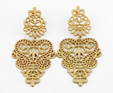E577 Betsey Johnson Brides Bridesmaid Wedding Accessories Planet Earrings US