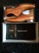 Loake Callaghan Brogue Shoes 8
