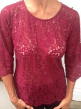 The Limited Lacey Top New medium