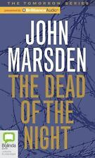 The Dead of Night by John Marsden (2012, CD, Unabridged)