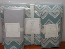 NWT Pottery Barn Kids/Baby Soho Nursery Bedding ~Quilt, Crib Skirt & Crib Sheets