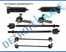 Brand New 8pc Tie Rods Sway Bar Stabilizer Link Kit - 2002-06 Ford Focus SVT ZX4