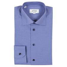 """Eton Contemporary Fit Shirt - Size 17"""" Collar / 43 - *NEW WITH TAGS* RRP £115"""