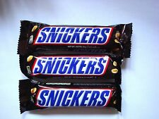 Snickers Chocolate Bar 51g 3 pcs