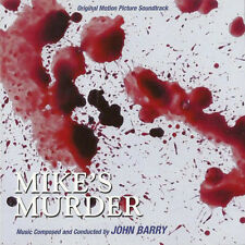MIKE'S MURDER - COMPLETE SCORE - LIMITED 3000 - OOP - JOHN BARRY