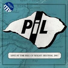 PIL Live at the Isle Of Wight Festival 2011 - 2LP / Blue Vinyl RSD-PUBLIC IMAGE