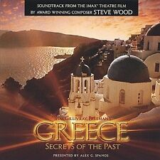 Greece: Secrets Of The Past Soundtrack by Steve Wood (CD-2003 Maywood)SEALED NEW