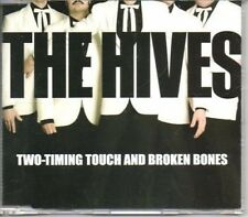 (AK508) The Hives, Two-Timing Touch & Broken Bon- DJ CD