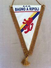GAGLIARDETTO UFFICIALE CALCIO A.C.D. BAGNO A RIPOLI