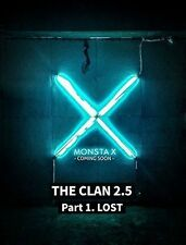 Monsta X - Clan 2.5 Part 1. Lost (Lost Version) [New CD] Asia - Import