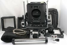 Exc Toyo View 45G 4x5 Camera w/Wide Bellows etc *1806819