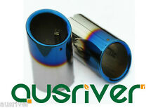 Brand New Car Mirrors Exhaust Pipe&Tips Muffler  For Audi Q3