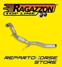 RAGAZZON TUBO SOSTITUZIONE FAP E CATALIZZATORE AUDI A3 8P 2.0TDi DPF 125kW 170CV