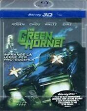 Blu Ray THE GREEN HORNET 3D (Blu Ray + Dvd Combo Pack)   ......NUOVO