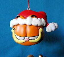 Paws  Garfield  the Cat Ornament