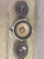 2007 ACURA TL TYPE S REAR SPEAKERS AND SUB OEM 2008 07 08