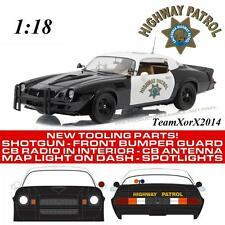 GREENLIGHT 12964 1979 CHEVY CAMARO Z/28 CALIFORNIA HIGHWAY PATROL DIECAST 1:18