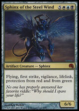 MTG SPHINX OF THE STEEL WIND FOIL - SFINGE VENTO D'ACCIAIO - GRAVEBORN - MAGIC