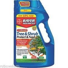 4-LB Bayer Advanced Tree and Shrub Insecticide Granules