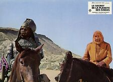 CHARLTON HESTON BENEATH THE PLANET OF THE APES 1970 VINTAGE PHOTO LOBBY CARD N°6