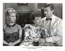 "ANN DVORAK, VIRGINIA MAYO & TURHAN BEY in ""Out of the Blue"" Original Vint. 1947"