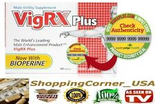 1 Pack VIGRX Plus Male Penis Enhancement Enlargement Performance Virility Pills