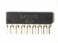 "LA1140 ""original"" SANYO  16P ZIP IC 2 pcs"