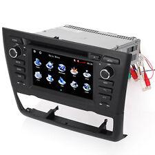 Car Navigation Navi DVD Player Bluetooth ipod for BMW 1 Series E81 E82 E87 E88