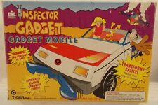Inspector Gadget Transforming Gadget Mobile Car By Tiger Police Car To Van (MIB)
