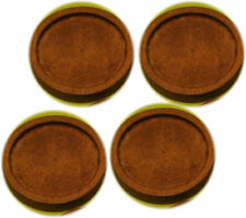 30pcs 25mm inner Antique Wooden Wood Cameo Cabochon Base Setting / Tray / Bezel