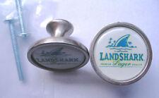 Land Shark Beer Cabinet Knobs, Land Shark Beer Logo Cabinet Knobs, Land shark