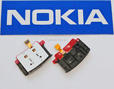ORIGINAL NOKIA 6500s 6500 slide TASTATURPLATINE BOTTOM KEYMAT SUPPORT 0269834