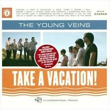 Take a Vacation! by The Young Veins (CD, Jul-2010, ADA Global)
