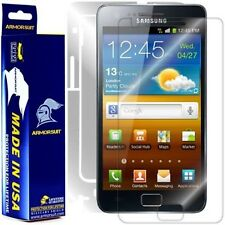 ArmorSuit MilitaryShield Samsung Galaxy S2 (Intl) Screen Protector + Full Body