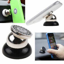 Car Dashboard Cell Phone Sticky Magnetic Mount Holder Stand For LG Google iPhone