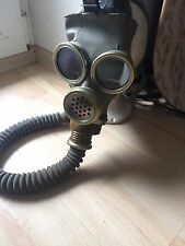 RUSSIA SOVIET ARMY & NAVY RADIO OPERATOR MM1 FILTER BAG GAS MASK Military RARE
